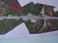 Началась реконструкция Яросавского шоссе.  Будут строить дублер Щелковского шоссе.  В общем нас всех ждет светлое...