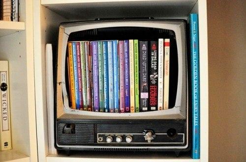 Своими руками из старого телевизора