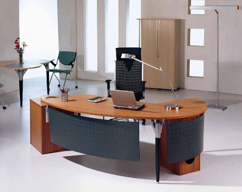 Дизайн офисных столов