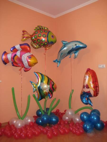 рыбалка на детского праздника с фото