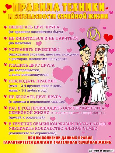 С годовщиной свадьбы веселые поздравления с
