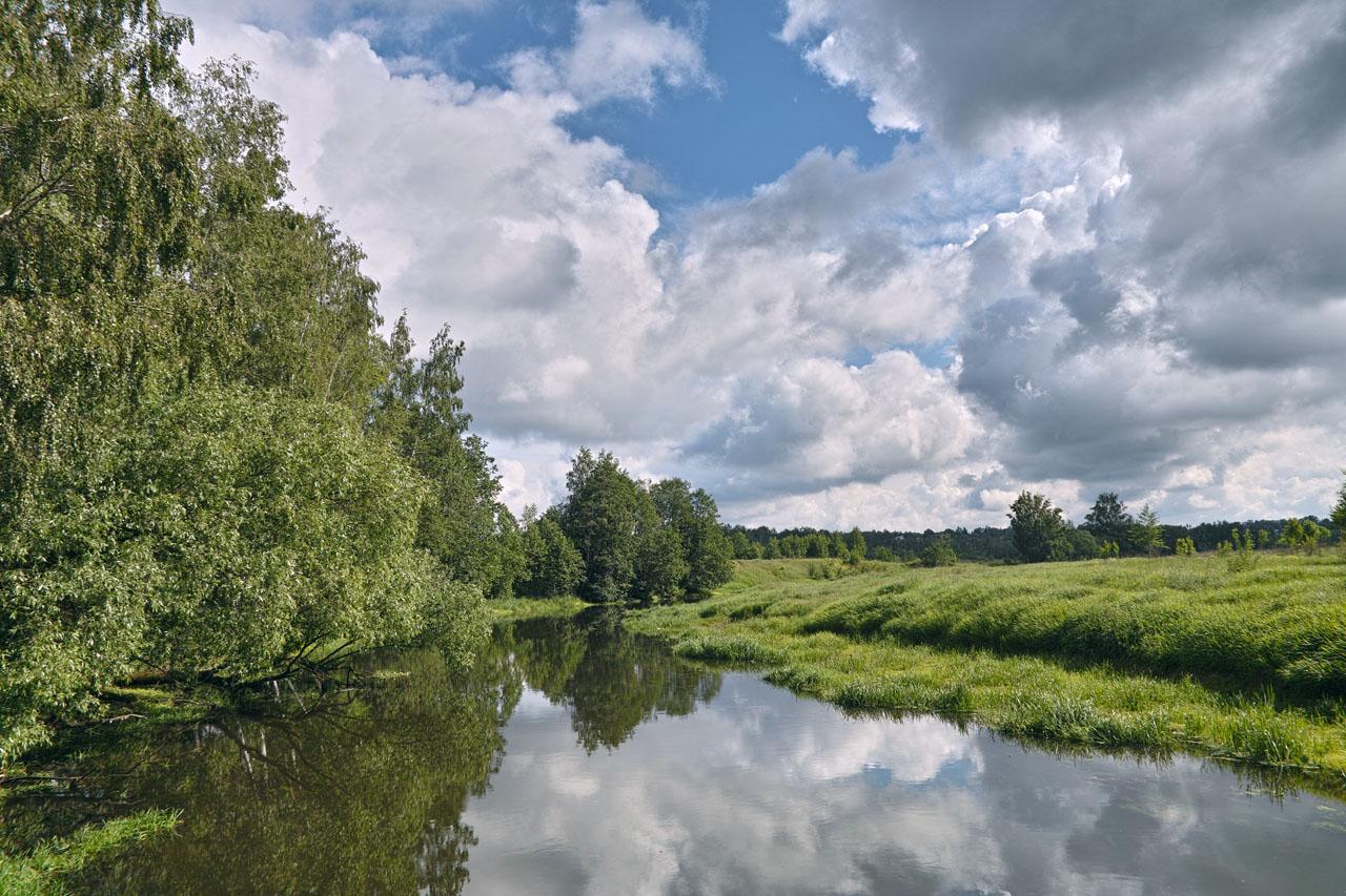 Клязьма - это речка севернее Мытищ