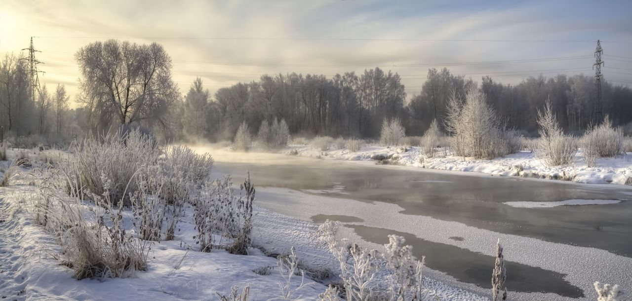 Дыханье реки