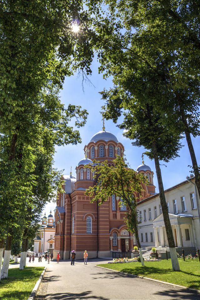Никольский собор во граде Хотькове