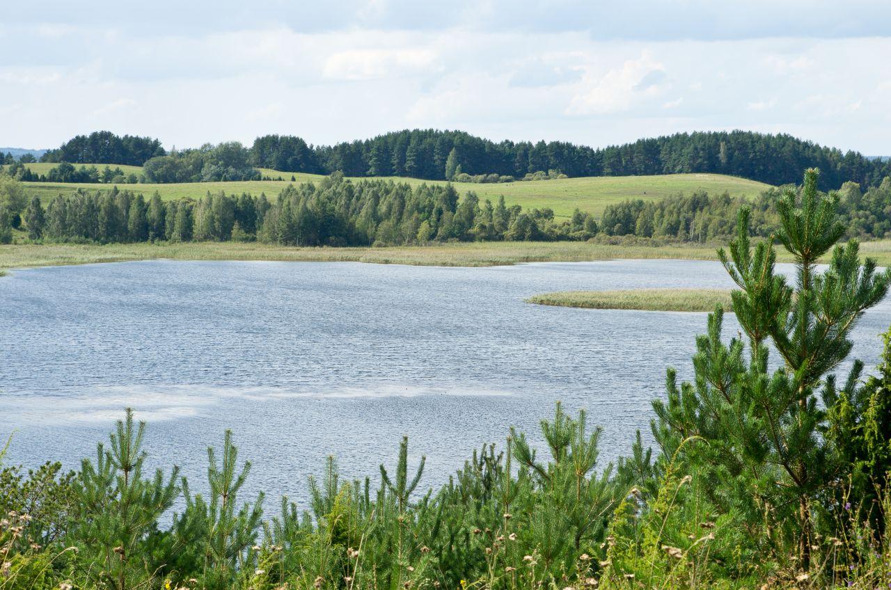 """Национальный парк """"Браславские озера"""", Беларусь."""
