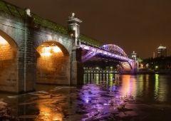 Москва. Андреевский мост
