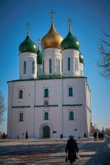 Храмы Коломенского Кремля