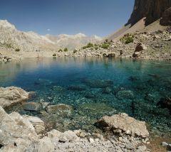 Озеро Пиала