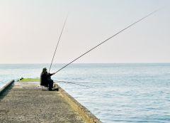 Пирсовые рыбаки