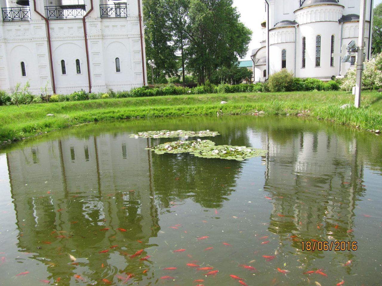 Переславль. Никольский монастырь.
