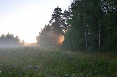 Касание Первых Лучей Солнца