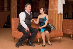 Скрипач и его жена