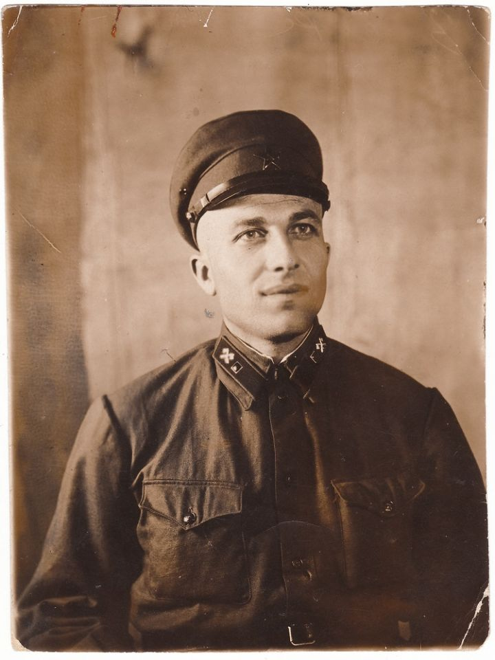 Василий Яковлевич Чистяков