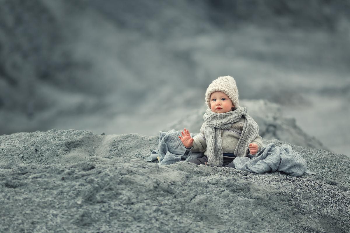 Чудесный малышик