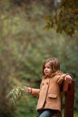 Осенняя прогулка Евы