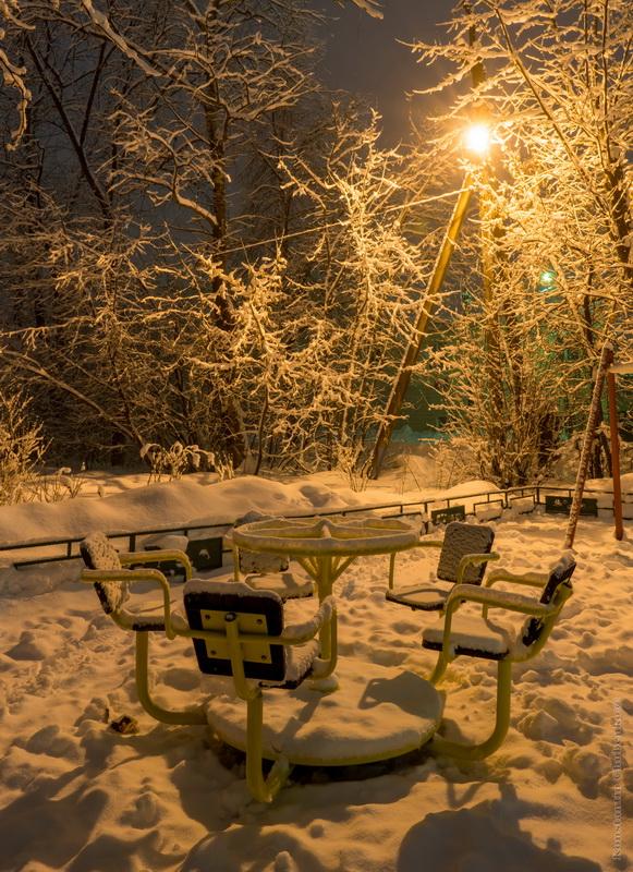 Зимние одинокие