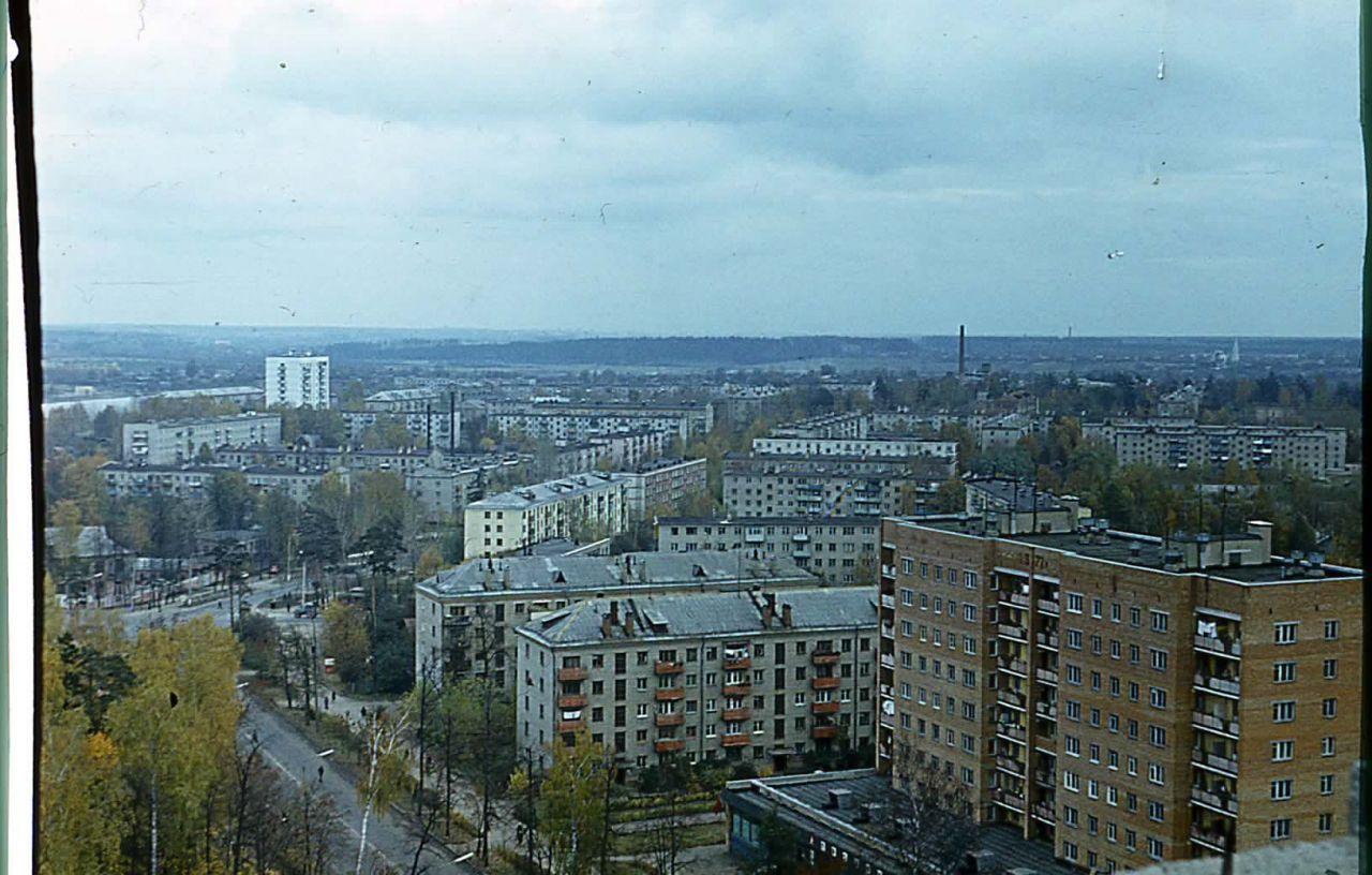 С 14 этажки Московская Чеховская