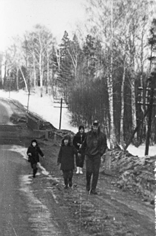 1970, 24 марта. Скалба.