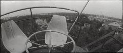 Панорама Пушкино с чёртова колеса