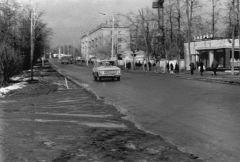 Московский проспект начала семидесятых