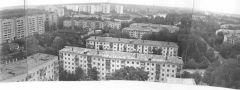 г.Пушкино (панорама)1988 (2)