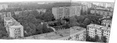 г.Пушкино (панорама)1988 (1)
