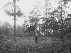 1965. Июль. На месте, где позже построят  Дзержинец-9.