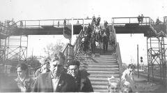 1967. 3 мая. Станция Пушкино.