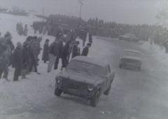 Автогонки в Ковязино. 1976 г.