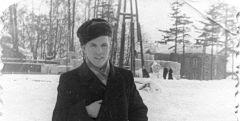 1959, январь. Чеховская ул.