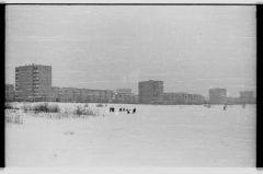 Мои Тропы. 8. Школьный зимник. Серебрянка, 1980