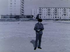 Микрорайон Серебрянка. 1968 г.