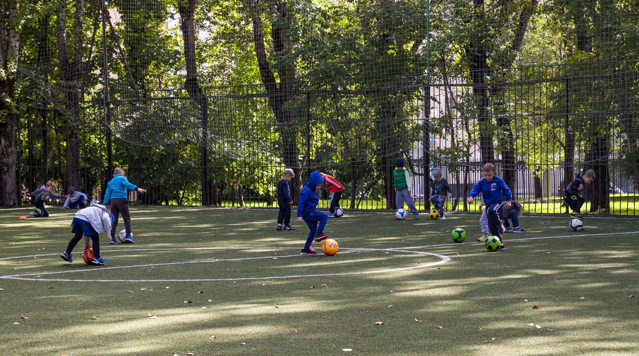 Будущее отечественного футбола