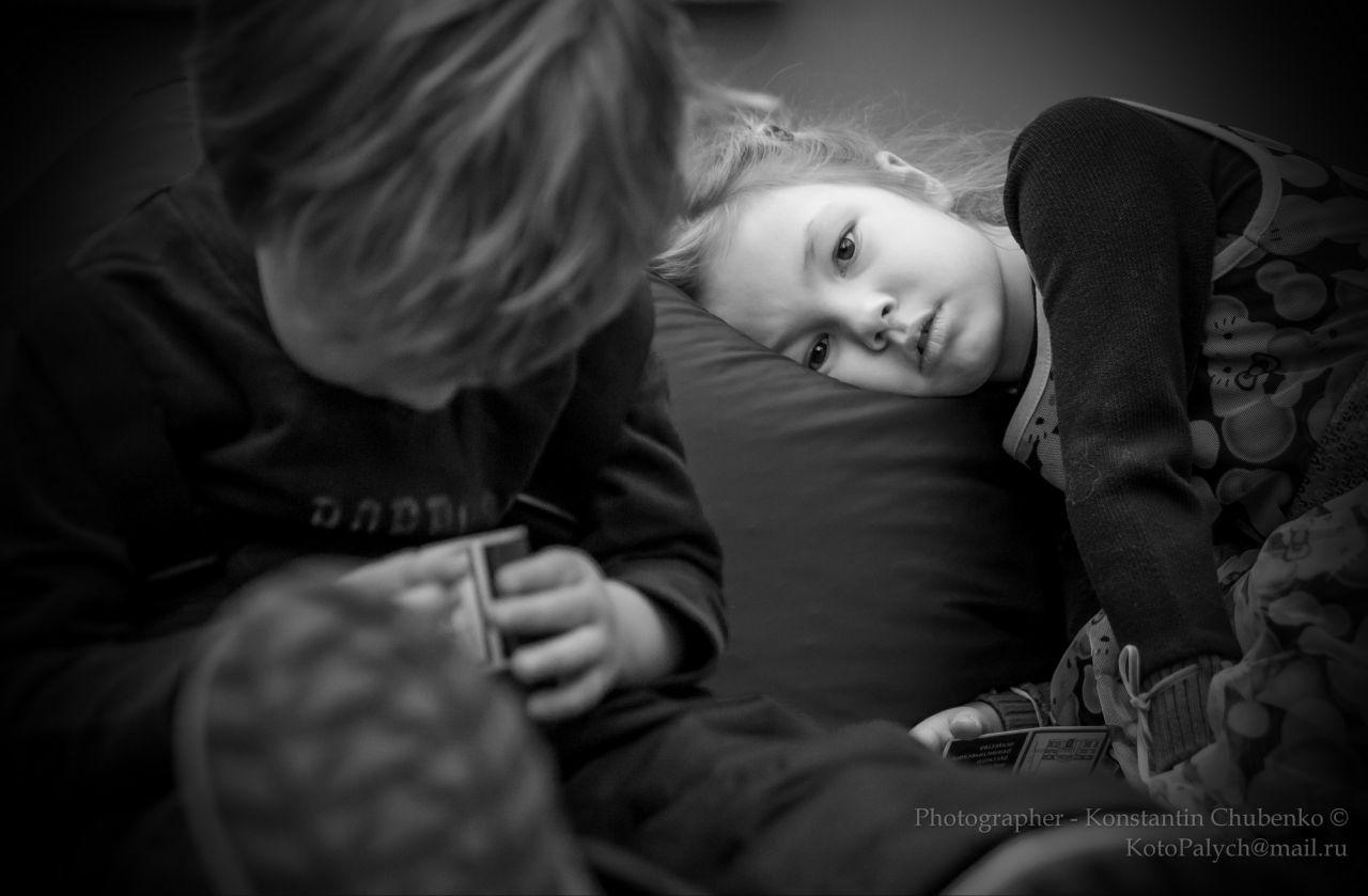 Детская усталость