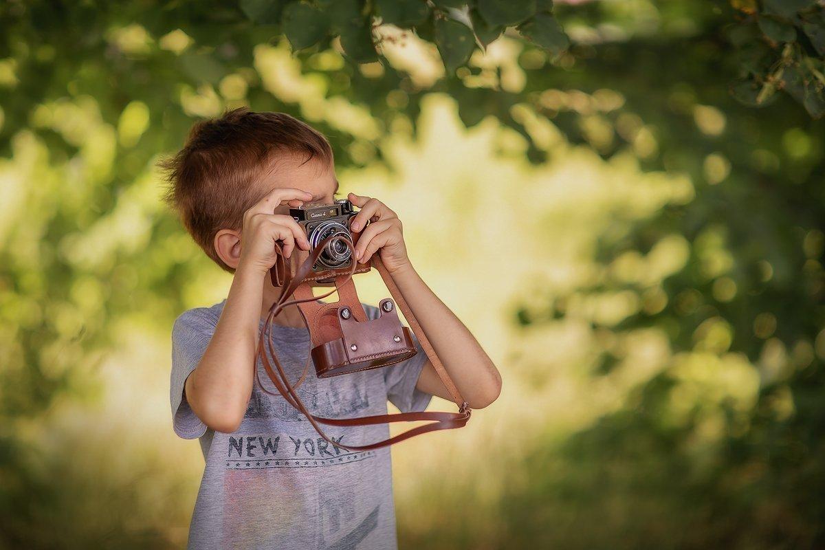 Ты сними меня фотограф!