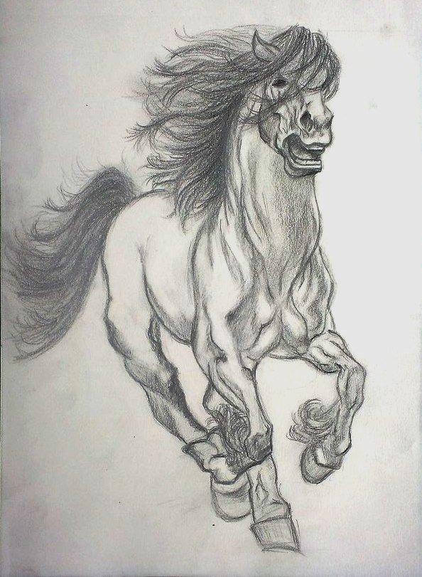 Тыгдымский конь