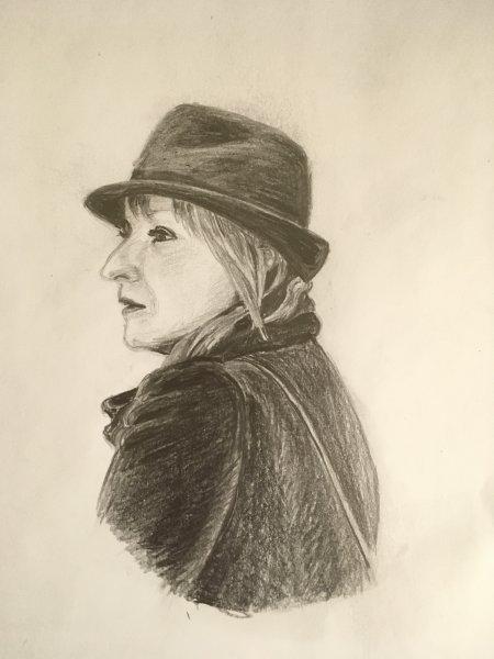 Портрет Эни