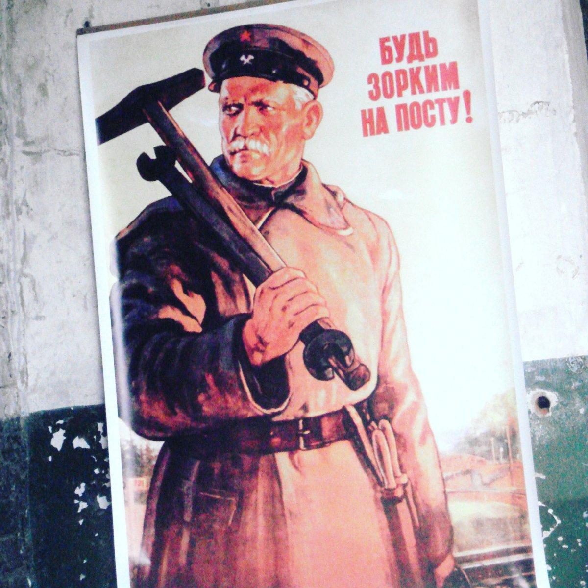 Музей паровозов.  Переславль.