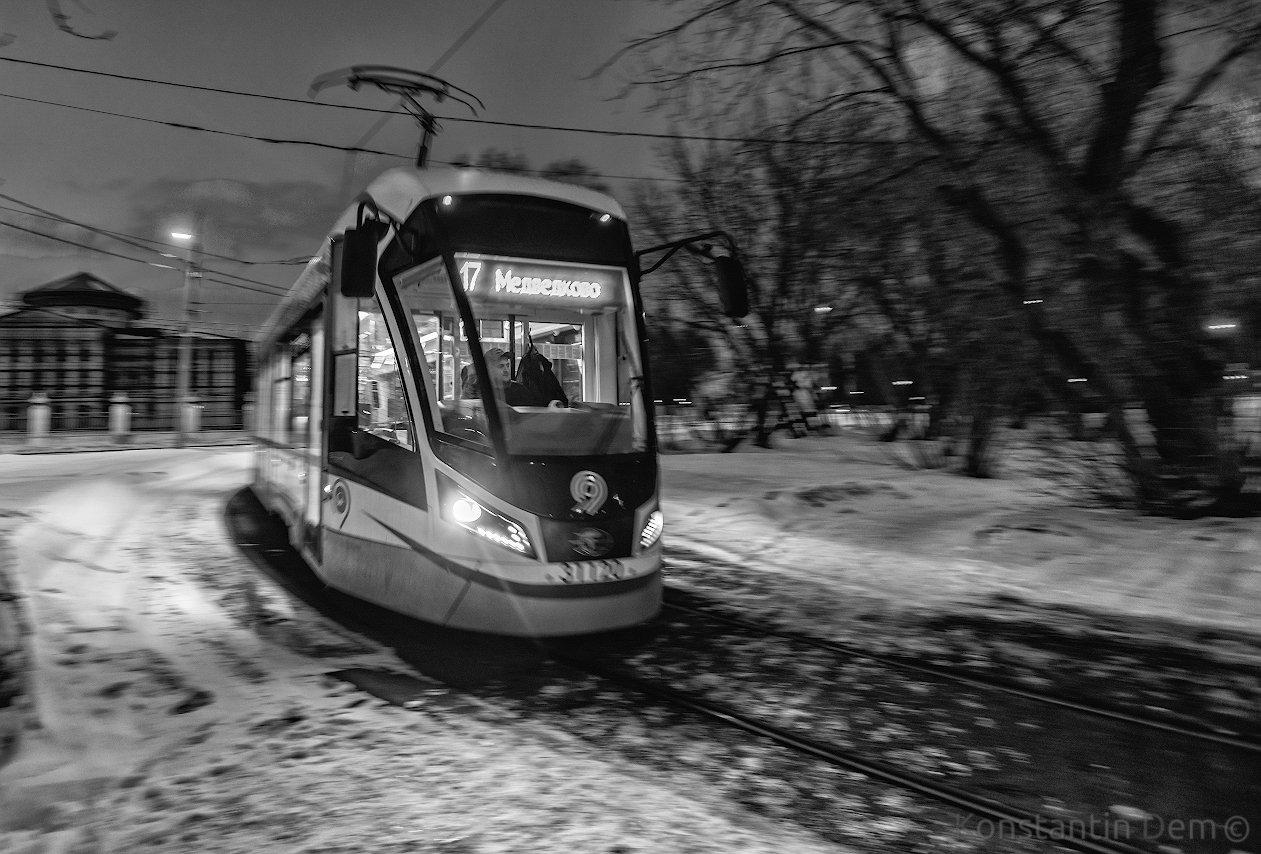 Трамвайная жизнь