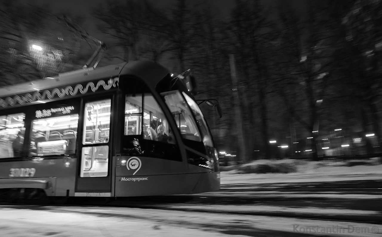 Трамвайная жизнь (II)
