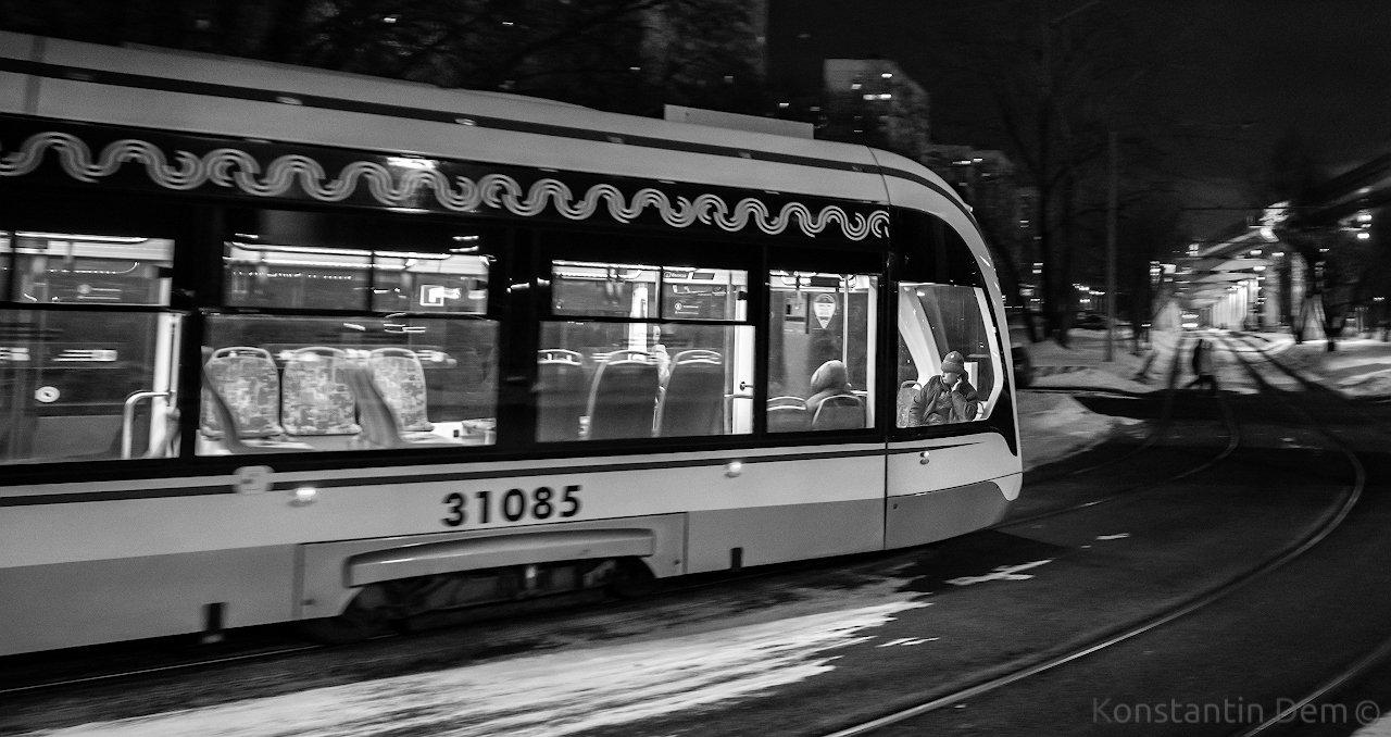 Трамвайная жизнь (III)