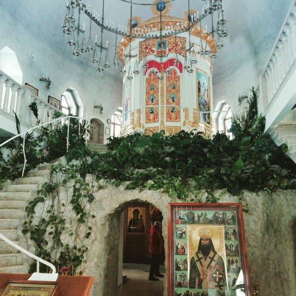 Спасо-Вифанский монастырь. Сергиев Посад.