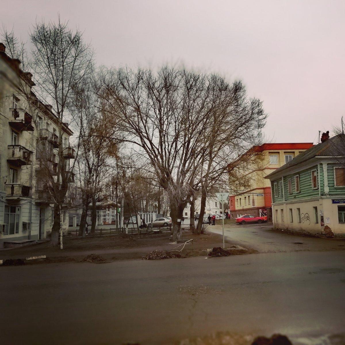 Три эпохи в одном кадре. Уникальный Переславль.