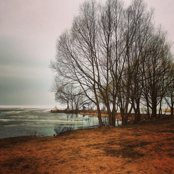 Плещеево озеро.