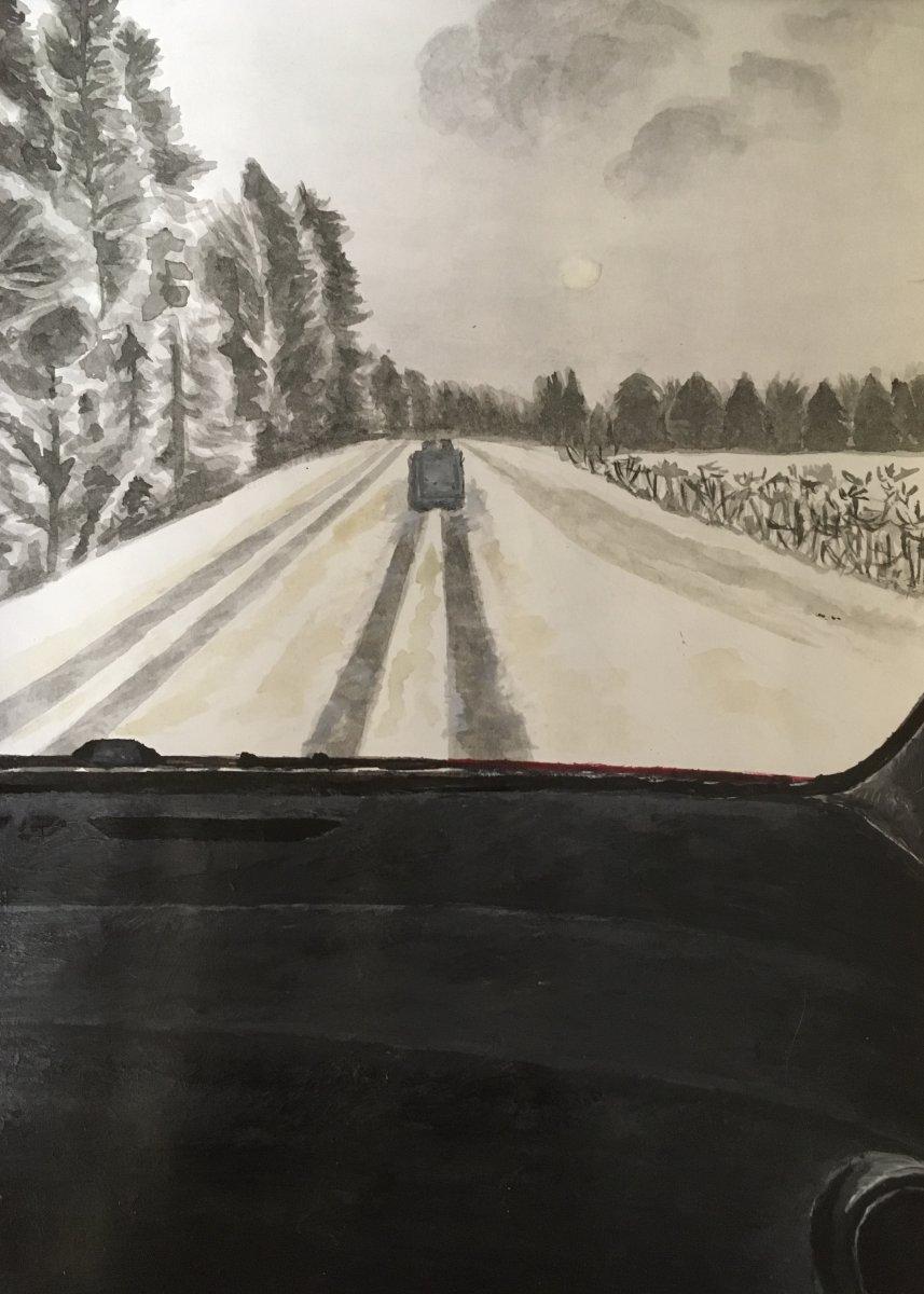 Глазами пассажира