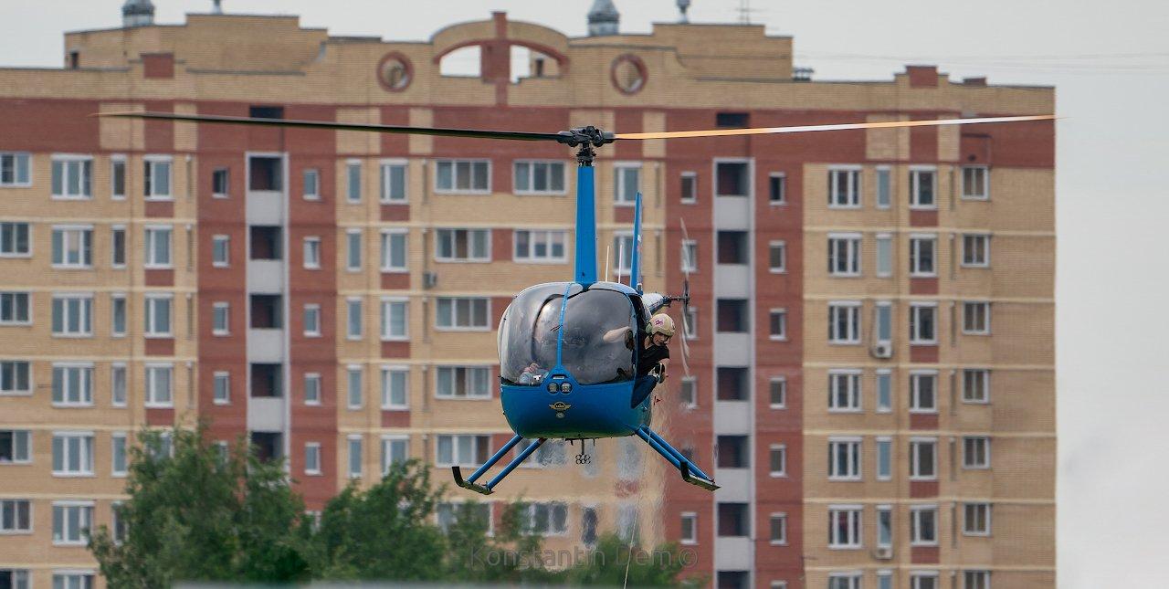 Битва вертолетов (III)