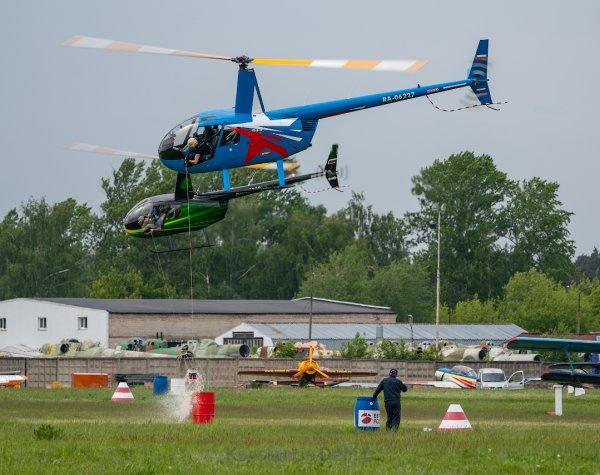 Битва вертолетов (II)
