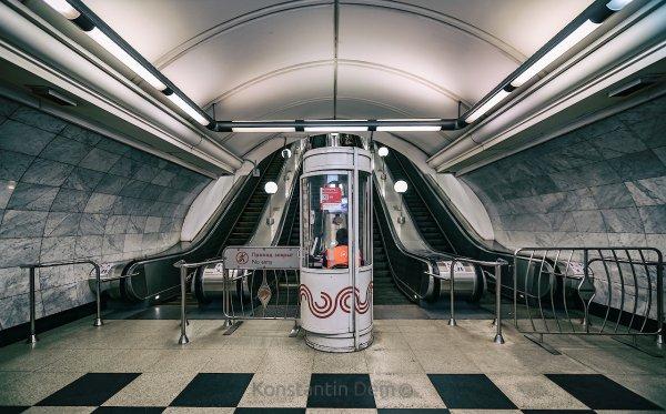 Будни работника метрополитена