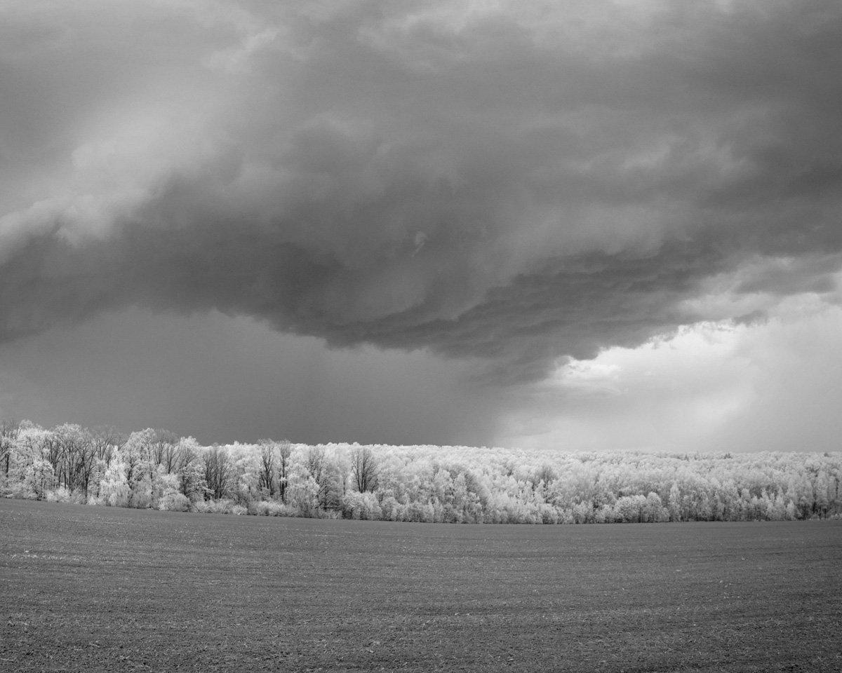 Надвигается буря