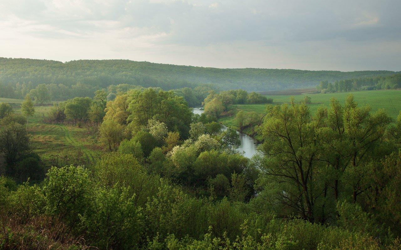 Зарайский ландшафт